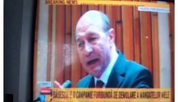 Read more: Traian Băsescu - VIDEO / final de discurs la congresul PMP