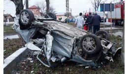 Read more: VIDEO. Accident în Argeș. Un tânăr nu a acordat prioritate într-o intersecție