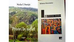 """Read more: Două lansări de carte, la Centrul Cultural Pitești: """"Priviri în suflet"""" și """"Labirint indus"""""""