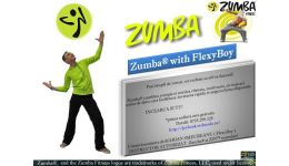 Read more: Zumba with FlexyBoy