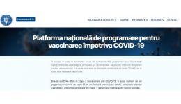 Read more: STS: În acest moment, platforma https://programare.vaccinare-covid.gov.ro/ este disponibilă și poate fi accesată