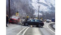 Read more: Accident cumplit la Brezoi. O VICTIMĂ ȘI ALTE TREI PERSOANE ÎN STARE GRAVĂ