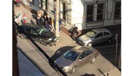 Read more: Accident, în Pitești, provocat de un taximetrist. O adolescentă a fost transportată la spital