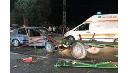 Read more: Argeș. Accident între o mașină și o căruță pe DN73