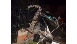 Read more: Accident în Argeș:  Un șofer băut a rupt un gard și un stâlp de electricitate