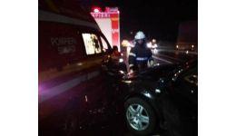 Read more: Acum: Pompier lovit de o mașină în timp ce asigura măsuri PSI la un accident rutier