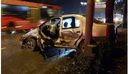 Read more: Accident, în Pitești. Un Ford GT a făcut praf un Logan și un Porche Cayene