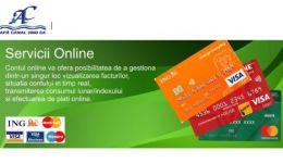 Read more: Plata cu cardul, la Apă Canal 2000. Vezi ce alte servicii online mai oferă societatea
