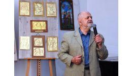 """Read more: Astăzi, vernisajul expoziției """"Sfinți ecveștri"""" de Constantin Samoilă"""