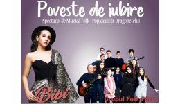 """Read more: """"Poveste de Iubire"""", spectacol folk-pop de Dragobete, la Pitești. Intrare liberă!"""
