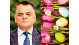 Read more: Mesaj de Paște al  primarului municipiului Pitești