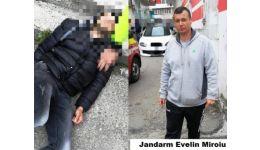 Read more: Consumator de droguri salvat de un jandarm aflat în timpul liber