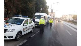 Read more: Polițiștii locali din Pitești, control la maxi-taxi