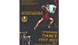 """Read more: În weekend! """"Romanian Dance Fest"""", la Sala Sporturilor din Pitești"""