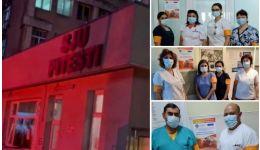 Read more: Ziua Mondială a Siguranței Pacientului. Clădirea SJUP, iluminată în portocaliu