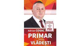 Read more: Primele rezultate în alegerile parțiale de la Vlădești / Vâlcea. PNL depășește Partida Romilor