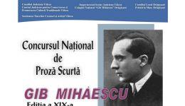 """Read more: Drăgășani: Festival–concurs de proză scurtă """"GIB MIHĂESCU""""-Ediția a XX-a"""