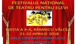 """Read more: Începe Festivalul Național de Teatru pentru Elevi """"Scena Talentelor""""-ediția a X-a"""