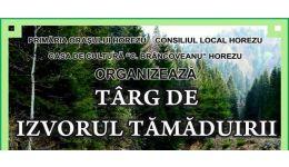 """Read more: Primăria Horezu organizează Târgul Popular """"Izvorul Tămăduirii"""""""