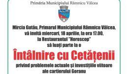 Read more: Primarul Mircia GUTĂU, întâlnire cu locuitorii din Goranu