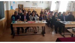 Read more: Andra BICĂ, Inspector Șef ISJ Vâlcea: Cerc pedagogic cu directorii la Școala Gimnazială Budești