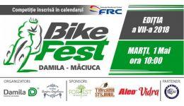 Read more: Participă și tu la tradiționalul Concurs de Ciclism Bike Fest Damila Măciuca 2018, ediția a VII-a!