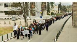 Read more: 500 de tineri prezenţi în Râmnicu Vâlcea la Marșul pentru viață 2017