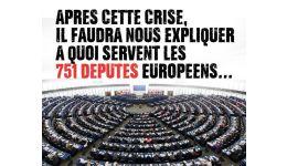 Read more: La ce servesc cei 751 de parlamentari europeni ?