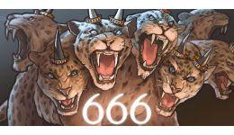Read more: Se schimbă buletinele, dar fiți fără grijă ! Iată cum se calculează 666, Numărul Fiarei