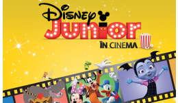 Read more: Premieră la CINEMA CITY: Eroii DISNEY JUNIOR vin pe marele ecran
