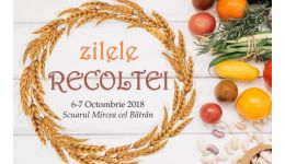 """Read more: Scuarul Mircea cel Bătrân, gazda evenimentului """"Zilele Recoltei"""". Sunt așteptați peste 30 de producători de legume, fructe, murături, miere"""