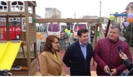 """Read more: Edilul Mircia Gutău a inaugurat locul de joacă din zona Autogării """"Traian"""""""