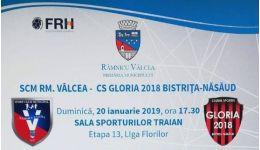 Read more: Duminică, 20 ianuarie 2019, SCM Râmnicu Vâlcea - CS Gloria 2018 Bistriţa Năsăud. Iryna GLIBKO cea mai bună handbalistă străină din Liga Florilor 2018