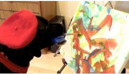 Read more: DogVinci-câinele-pictor. Lucrările sale valorează între 50 și 200 dolari