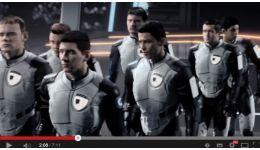 Read more: Echipa de fotbal a planetei Pământ salvează omenirea (Video -11 milioane vizionări)