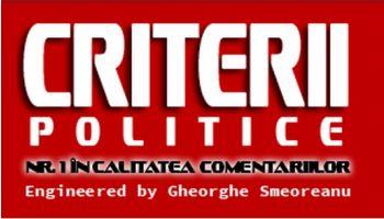 criterii politice