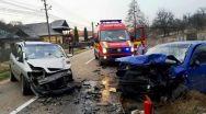 Accident cu 6 victime, în Argeș
