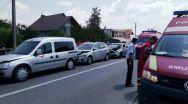 UPDATE. Accident cu 4 autoturisme implicate, la ieșirea din Pitești