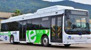 Al treilea test cu un autobuz electric, la Pitești