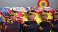 Desfășurări de forțe ale pompierilor, Poliției și Jandarmeriei, la funeraliile Regelui Mihai de la Curtea de Argeș. Vezi și restricțiile de circulație