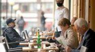 Restaurantele se deschid în judeţele unde, în ultimele 14 zile, sunt mai puţin de 1.5 cazuri de infectare la 1.000 de locuitori. Hotărârea CNSU, integral