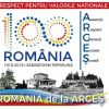 România de la ARGEȘ - Flacăra Centenarului se aprinde la Muzeul Golești