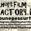 SHORT FILM FACTORY aduce filme cu intrare liberă în 30 de orașe