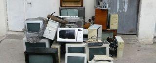 Colectare GRATUITĂ a deşeurilor voluminoase şi a deşeurilor de echipamente electrice şi electronice