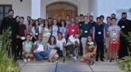Tabără Națională pentru Tineri la Mănăstirea Bistrița din Arhiepiscopia Râmnicului