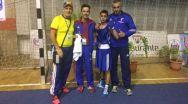 Eusebiu Tîrzoman, a doua victorie tricoloră la Campionatele Europene de cadeți de la Râmnicu Vâlcea