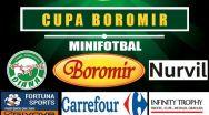 Începe a treia ediție a Cupei Boromir la minifotbal!