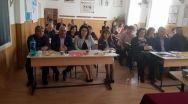 Andra BICĂ, Inspector Șef ISJ Vâlcea: Cerc pedagogic cu directorii la Școala Gimnazială Budești