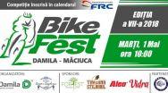Participă și tu la tradiționalul Concurs de Ciclism Bike Fest Damila Măciuca 2018, ediția a VII-a!