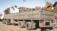 Materiale feroase, confiscate la HOREZU